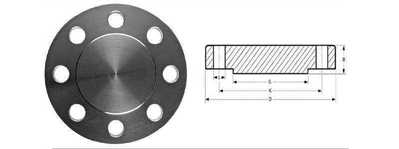 Stainless Steel Blind Flanges Manufacturer