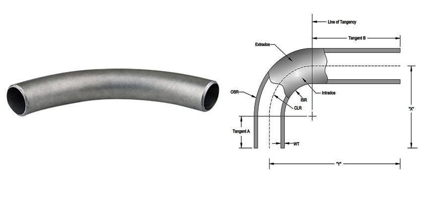 Stainless Steel Bends Fittings Manufacturer