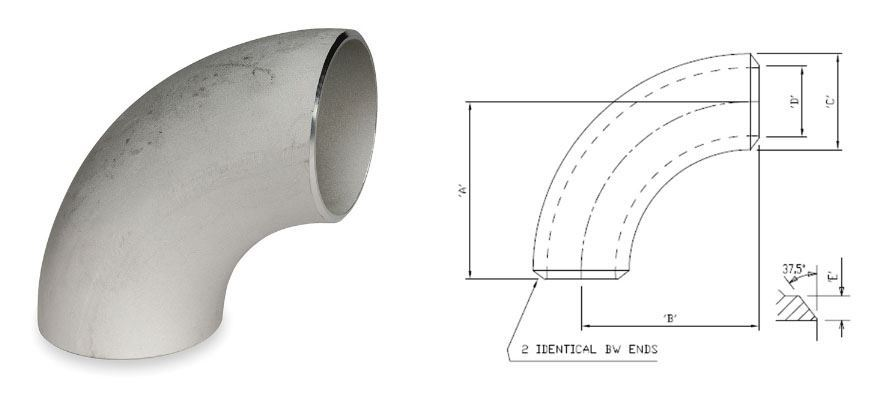 Stainless Steel Elbow Fittings Manufacturer