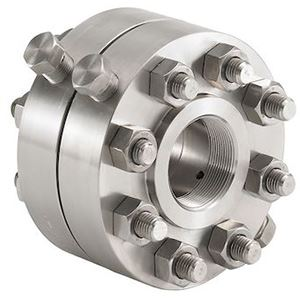 ASME SA182 Stainless Steel Orifice Flanges Manufacturer in India