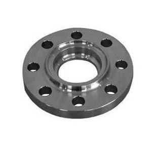 ASME SA182 Stainless Steel Socket Weld Flanges Manufacturer in India