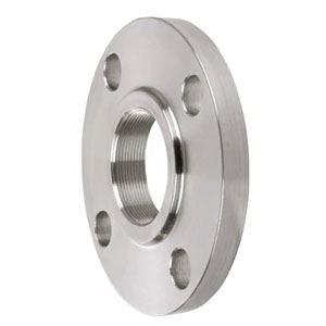 ASTM A182 Gr f304 stainless steel threaded flanges manufacturer