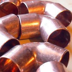 Copper Nickel Pipe Fittings Manufacturer