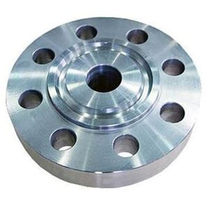 ASTM A182 Stainless Steel Ring Type Joint Flanges Stockist in India