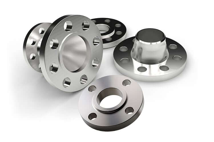 Stainless Steel Flanges in United States